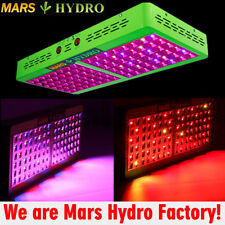 Mars Reflector 480W Hydro Led Grow Light Full Spectrum Indoor Plant Veg Flower