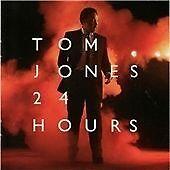 Tom Jones - 24 Hours (2008)  CD  NEW/SEALED  SPEEDYPOST