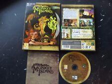 TALES OF MONKEY ISLAND PC/MAC-DVD V.G.C. ( 5 part season + enhanced graphics )