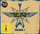 CD DVD Heavy Metal Collector Vol.1 von Various Artists 9CDs+DVD