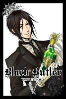 Black Butler: v. 5 by Yana Toboso (Paperback, 2011) Yen Press Manga English