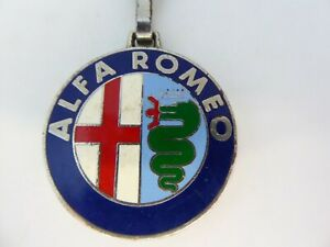 Porte-Clés / Key Ring - ALFA ROMEO - AUTORAMA - S. MINGUET - TOULOUSE -