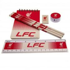 Official LIVERPOOL FC Small Stationery Set LFC LFC School Office Gift