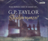 G. P. Taylor Shadowmancer 4CD Audio Book Abridged Fantasy Young Adult FASTPOST
