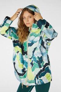 "New! Pretty GORMAN ""Cloud Forest"" raincoat jacket * size M/L"