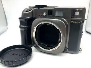 ✈︎FedEx【EXC+5 CLA'd】 Mamiya 7 Medium Format Rangefinder Film Camera From Japan
