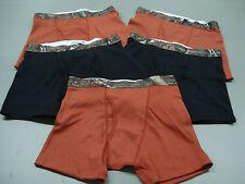 NWOT Men's Mossy Oak Boxer Briefs Underwear Multi Size Small 5 Pair #169K