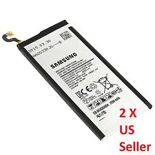 2x Lot of OEM Samsung Galaxy S6 SM-G920 Genuine Internal Replacement Battery