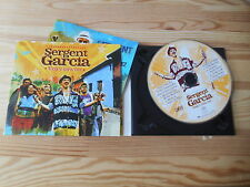 CD Ethno Sergent Garcia-una y Otra Vez (14) canzone CUMBANCHA