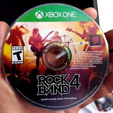 Rock Band 4 (Microsoft Xbox One, 2015) DISC ONLY #