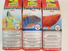 TETRA MEDICA General Tonic Plus,Fungi Stop Plus,Contralck Plus 20ml