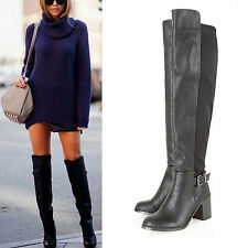 Party Synthetic Over Knee Boots for Women