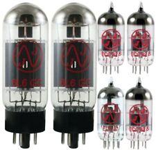 Fender Bassman Top 70-watt - New PREMIUM JJ ELECTRONIC Full Tube Replace Set
