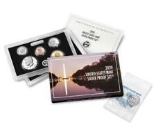 U.S. Mint  2020 Silver Proof Set & W Mint Jefferson Nickel