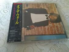 Michael Jackson Off the Wall CD Japan 35 8P-2 CBS Sony 1B1 1st Press No Barcode