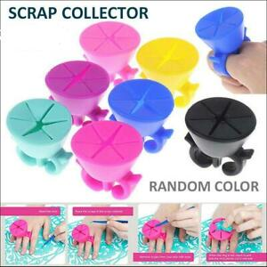 Scrap Collector Ring Craft Weeding Tool For Vinyl Silhouette Htv Cameos Letters