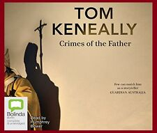 Crimes of the Father by Tom Keneally Unabridged CD Audiobook 2017 Hard Case NEW