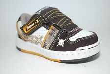 SKECHERS NOLLIES GYRATE BOYS SNEAKERS SKATEBOARDING SHOES SZ 7 BLACK WHITE NEW