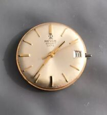 REVUE Sport Date Cal. 356, movement works, As It Is, Swiss Made