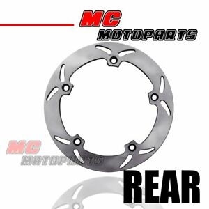 Solid Rear Brake Disc Rotor For BMW R1150 RT RS R GS S R1100 S GT R850 C R RT GS