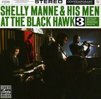 Shelly Manne - Live at the Black Hawk 3 [New CD]