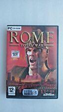 Rome: Total War (PC: Windows, 2004) - European  Version*