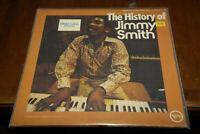 Jimmy Smith 2 LP The History of Verve White label Promo NM- VG+ jazz organ nice