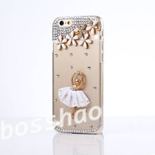 Glitter Luxury Bling Diamonds Stones gems hard PC back Phone Case Cover Skin #L