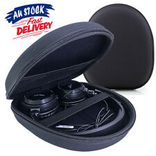 Hard Carrying Sony Box Headset Headphone Storage Bag Earphone Case For Black