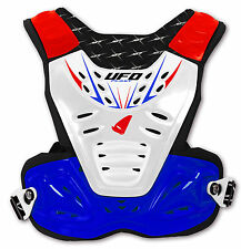 Ufo Reactor 2 Motocross Niños en el pecho y protector del cuerpo para utilizar con Neck Brace X