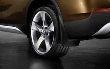 Mudflap Set Rear Genuine BMW X1 E84 Non M Sport 82162155852