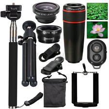 All in1 Accessories  Camera Lens Top Travel Kit For Mobile Smart Cell
