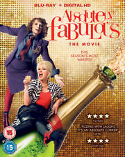 Absolutely Fabulous: The Movie Bluray NEW