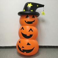 1 Pc Inflatable Pumpkin Large Durable Stylish Air Blow Pumpkin Toy for Bar Party
