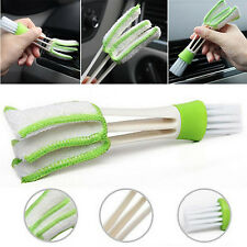 CHIC New Microfibre Blind Window Clean Brush Air Conditioner Duster Dirt Cleaner
