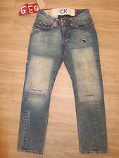 "CK Calvin Klein Limited Edition Jeans (W28) - Model ""Thirtynine-39 (CK39)"" *neu*"