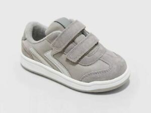 Toddlers' Nevada Wide Width Apparel Sneakers Gray - Cat & Jack - SIZE 13W