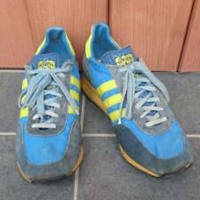 adidas TRX running sneakers made in Yugoslavia BLUE x YELLOW vintage