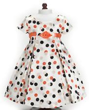 "Doll Clothes AG 18"" Dress Vintage Polka Dot Carpatina Fits American Girl Dolls"
