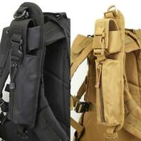 1pair Tactical Pouch Backpack Shoulder Strap Bag Outdoor Accessory Hunting Pouch
