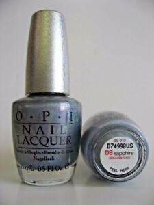 OPI Designer Series **DS SAPPHIRE** DS 010~Nail Polish~NEW Free Shipping