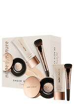 Nude by Nature Sheer Glow BB Cream Kit Sand