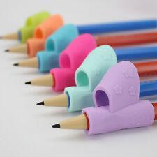 Children Kid Pencil Holder Pen Writing Aid Grip Posture Correction Tool 3PCS/Set