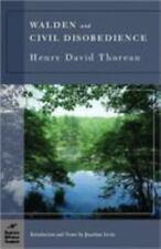 Walden and Civil Disobedience [Barnes & Noble Classics]