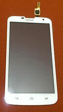 White Huawei G730 Ascend Replacement Touch Screen Panel Glass Digitizer