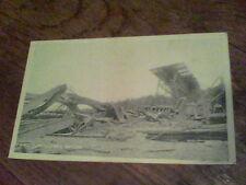 Wreck of Quebec Bridge 1907? show part of bridge still standing file9