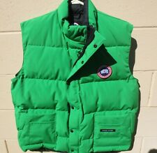CANADA GOOSE MENS VEST~XL~NEW WITHOUT TAGS