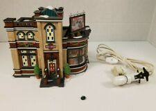Department 56 Christmas Harley-Davidson Detailing, Parts And Service #2 Read