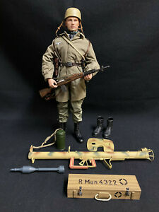DRAGON / DID WWII GERMAN PARA CUSTOM KITBASH 1:6 Scale Action Figure Ref2