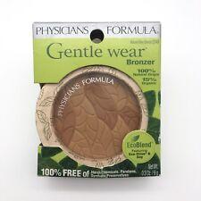 Physicians Formula Gentle Wear Organic 100% Natural Glow Bronzer 2240 Pressed